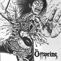 Первая обложка для винила альбома The Offspring